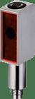 PRKL 53/6.42-S8  Rekkev. 0...0,5 m. Laser fotocelle . Mot reflektor. Polariseringsfilter