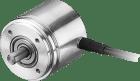 8.3620.523E.2000 Sendix inkrementell giver 2000ppr. 6mm hulaksel. 2m kabel radial