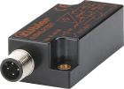 K-8.IS40.22321 Inklinometer +-45 grader S12 tilkobling 0.1...4.9 VDC