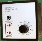 E7800.0090 Motor Potensiometer. 230-240V AC. 2 rpm. 10 turn. 100 Ohm