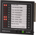 M1000.0040  Alarmpanel 48-110V DC. IP54 fra front