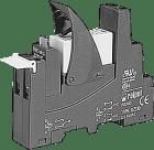 PI85-024DC-00LD  slukkediode. LED. kompl.sokkel Grey