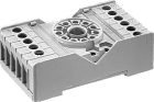 PS11. sokkel for R15. 3 veksel Grey