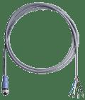 Kabel M12 x 1. 4P-2m-PVC