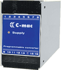 PMR10-A-230 230VAC Progr.bar omf.