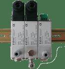P/I converter. 0-5000mm c.l. x 1.080 Kg/dm³. 4-20mA. for montering på PR3 flow regulator