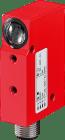 PRK 18/24  DL.46. 0...4m mot reflektor. 1 x PNP. 1 x NPN. For klarglass og PET deteksjon