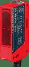 PRK 46B/7D-S12. Rekkevidde 0.05...18m mot reflektor. Polarisert rødt lys