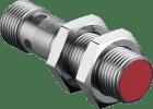ISS 212MM/4NO-6E0-S12 6 mm føleavst. PNP  NO  M12 4-pin pluggtilk.