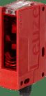 RK46C.DXL3/4P Fotocelle mot refleks. bred lysstråle. 2m kabel. PNP