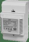 Tufvassons PSS 60VA 1-fas 230V/24V spenningstrafo