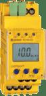 RCMA423-D-1  Jordfeilvarsler type B Tilkobling via fjærklemmer