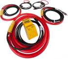 WF500-2 Fleksibel sumstrømtrafo. L=500mm. 70-300VAC/DC. 42-460Hz. inkl. RCC420