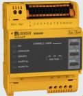 EDS440-L-4. Isolasjonsfeildetektor. 2...10mA. AC 100mA. Us; AC/DC 24…240V