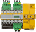ATICS-4-160A-DIO 400/230V 4-pol omkoblingsautomatikk