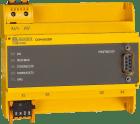 COM465DP Gateway. fra BMS/BCOM/Modbus RTU/TCP til Profibus DP.
