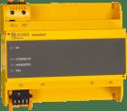 COM465IP Gateway. fra BMS/BCOM/Modbus RTU til Modbus TCP. Us:AC/DC 19.2...276V