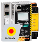 AS-i 3.0 Gateways. PROFIsafe via PROFINET