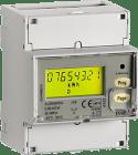 Conto D4-Pt. MID *IMP+M-bus. 0.05-5A 100-480V L-L. 3- eller 4-leder.  IT/TT/TN  Aux 230VAC