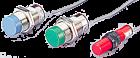 CP18-30P.  PNP. 10-30VDC. 20mm føleavstand