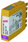 DEHN BLITZDUCTOR XT 2P for RS485. CAN-/MOD-/PROFIBUS-DP/FMS for 2 par