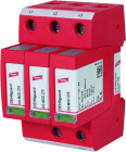 DEHNguard 40kA 385V 3P overspenningsvern for IT/TT
