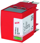 DEHN Spark-gap-based protection module for DEHNventil M