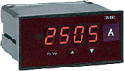 DGP 96. *Aux: 230VAC. 2 ALARMUTGANGER. 2/20mA/200mV/20/200V
