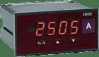 DGP 96. *Aux: 20-150VDC/40-60VAC. 2/20mA/200mV/20/200V