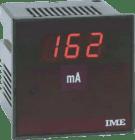 DGQ 72. Aux: 20-150VDC/40-60VAC. 5A/500VAC. 2 ALARMUTGANGER