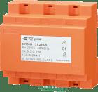 DR3N1-125/5. 3-fase strømtrafo. 125/5. 2.5VA kl.0.5