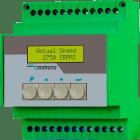 DZ267 Turtallsrele/monitor. 3 relè utganger.  for hastighet. stillstand og dreieretning