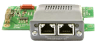 Emotron Industrial Ethernet opsjon Profinet IO  RT . 2 port