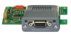 Emotron Industrial Ethernet IP. 2 port for IP2Y