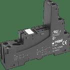 GZM80. sokkel for RM84/RM85/RM87/RM83/PI84/PI86 Black.