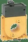 HT35A. Inng. 0-150ADC. Utg. 0-10V. Aux:230V