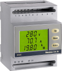 NEMOD4-DC. *Aux:20-150VDC/48VAC. 60-100-150mV/shunt evt.0-10A. 10-300VDC. IMP+RS485