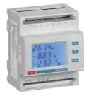 NEMOD4-DC. *Aux:230VAC. 60-100-150mV/shunt evt.0-10A. 1500VDC  via forsats  IMP+RS485