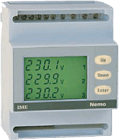 Nemo D4-L+. Aux:230-240V1-5A  CT  450V IMP+RS485