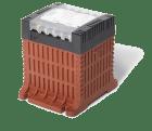 Polylux QC 1000VA 1-fas styrestrømtrafo