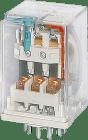 R15-2013-23-5024-WTV  24VAC m/mek.ind.. test-/sperreknapp. varistor