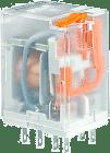 R4-2014-23-5012-WTL  12VAC  m/mek.ind.. test-/sperreknapp. LED