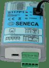 S117P1 USB<->RS232/RS485/TTL converter. inkl. USB og seriell kabel + software
