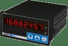 Digitalt instrument-totalisator med universal analog inng. 2 stk. releutg. og RS485 ModBus