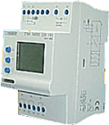 SVA9 3A000 230 230VAC Programmerbart 1-fase spenningsmålerele.