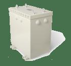 Polylux THW 2kVA 1-fas 230/230V medisinsk skilletrafo