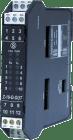Digital utg.modul. 10 kanal / RS485 ModBUS RTU  Må leveres med Z-PC-DINAL2-17.5