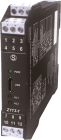 dobbelt grenseverdirele med universal analog inngang.  mA. V. Ohm. RTD. TC