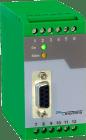 ZU 252 omformer inkrementelle pulser-->analog el. seriell grensesnitt RS232/RS485