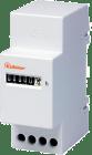 SH17 Timeteller for DIN-skinne montering 10-27VDC